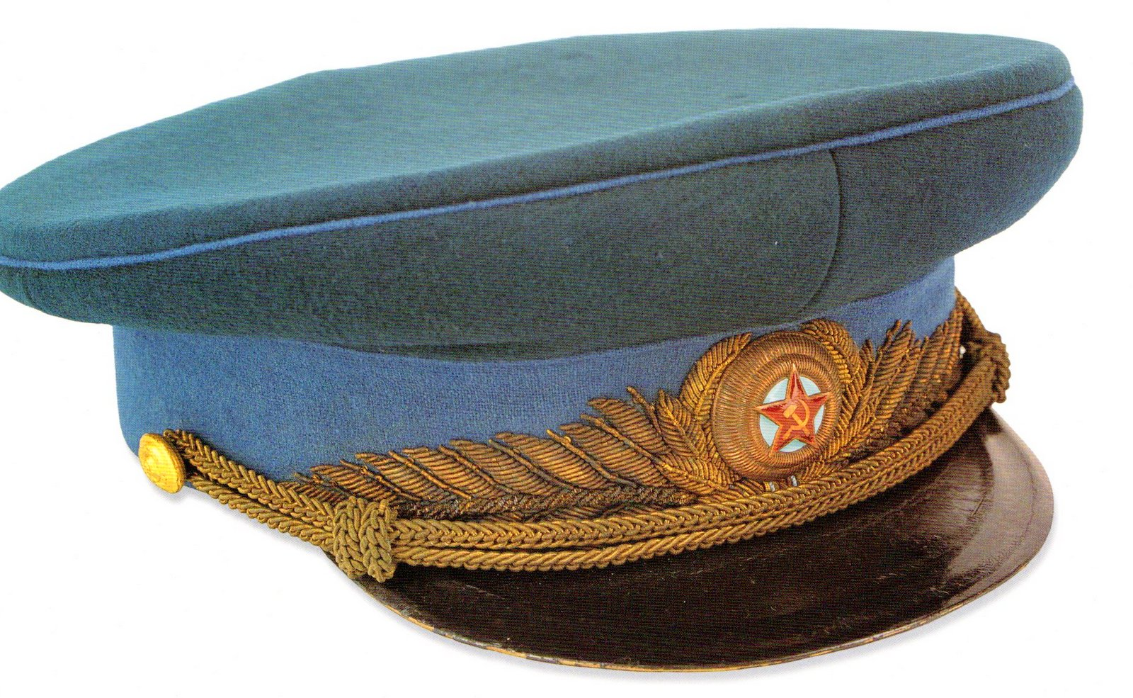 ddb69b64047 Under the Red Star - Air Force Caps