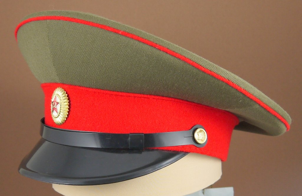 49a11a318054a Under the Red Star - Army Caps