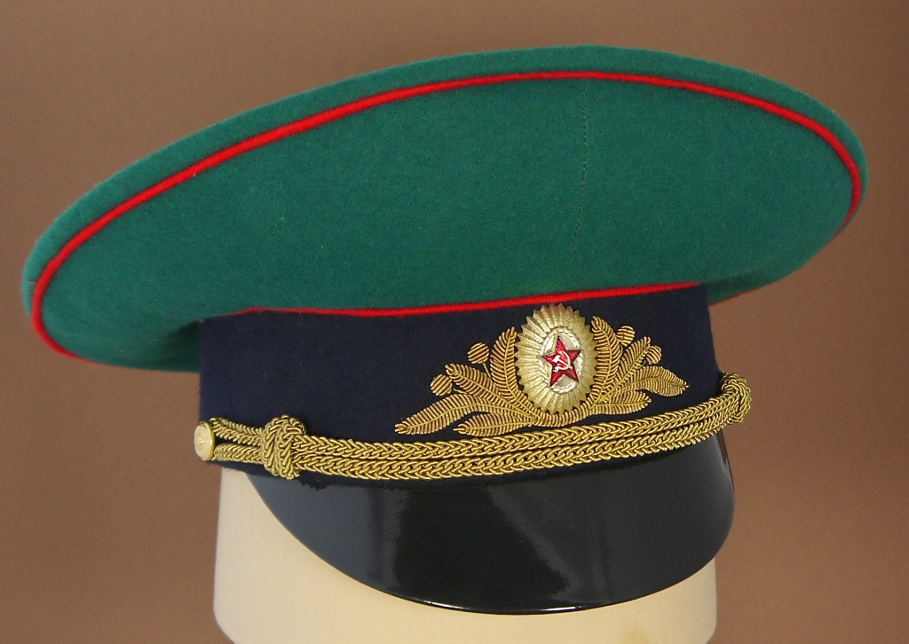 Under The Red Star Border Guard Caps