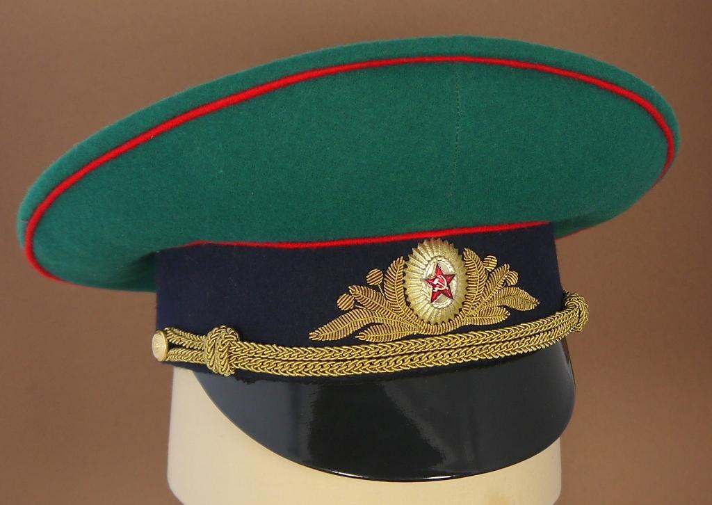 08da56d4eaf Under the Red Star - Border Guard Caps