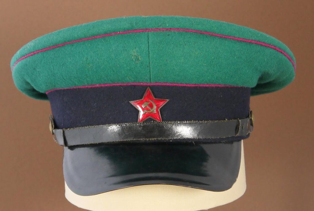 43d7de5cd Under the Red Star - Border Guard Caps