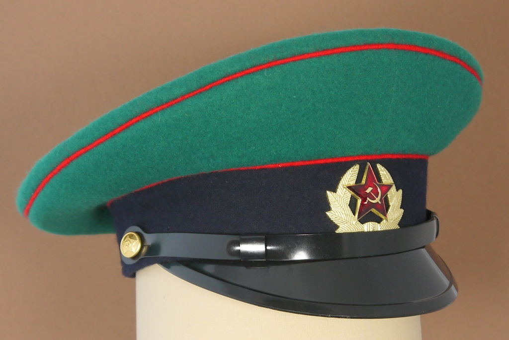c5d523889 Under the Red Star - Border Guard Caps