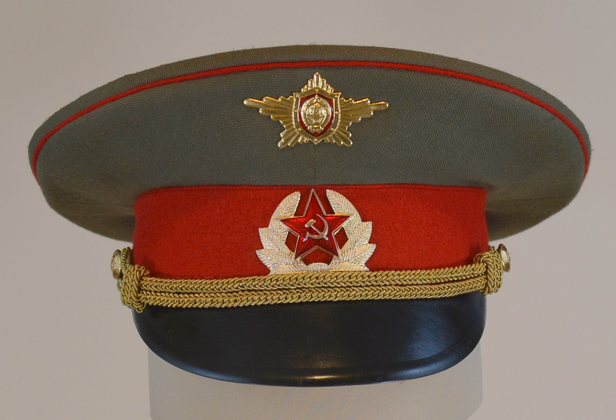 under the red star honor guards