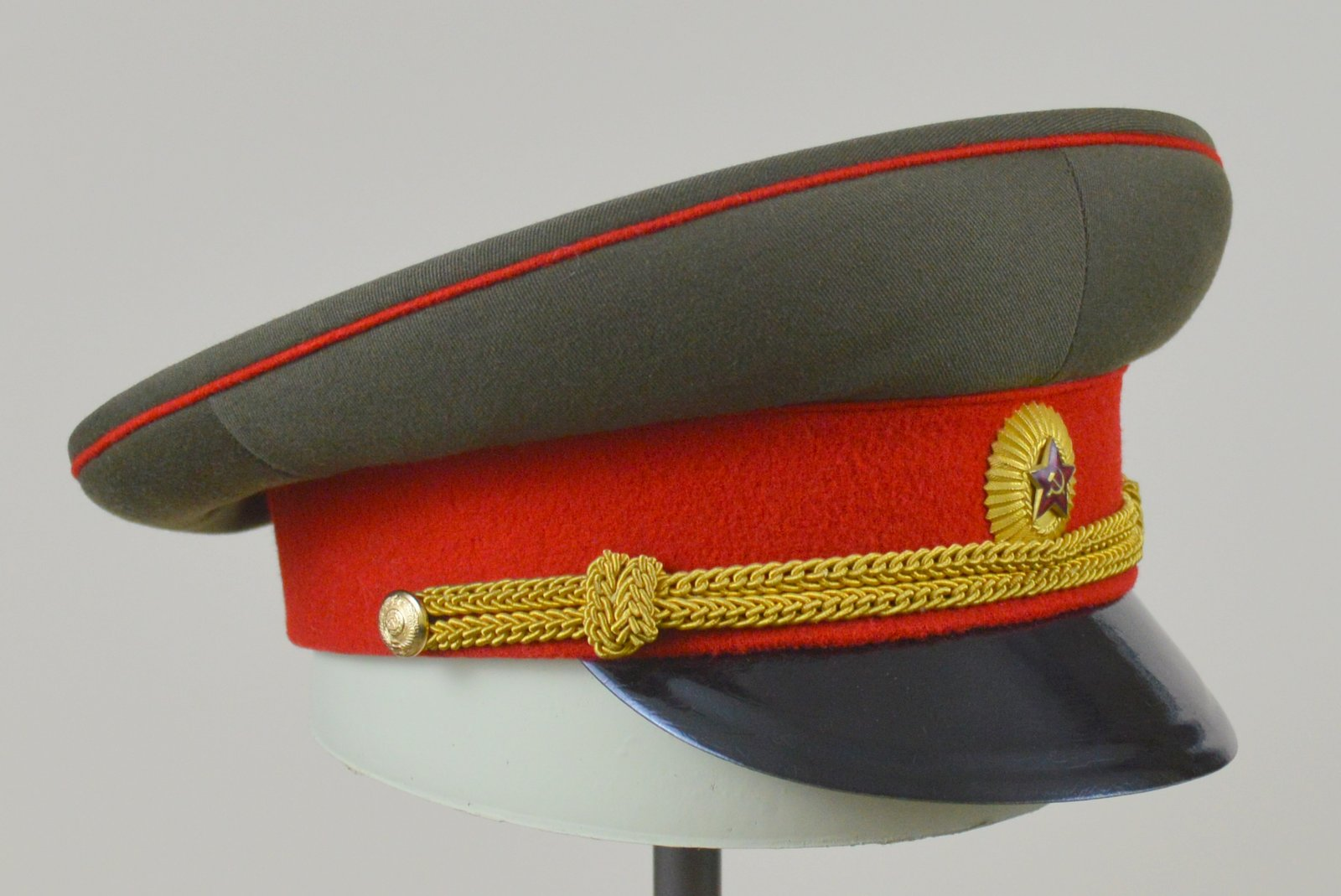 a97f49cbe Under the Red Star - Marshal of the Soviet Union (MSU) Caps