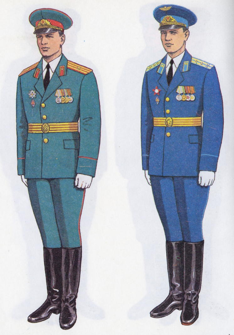 Uniforms described 1989 regulations promulgated many interim uniform